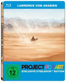 Lawrence von Arabien (Blu-ray im Steelbook), Blu-ray Disc