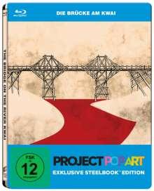 Die Brücke am Kwai (Blu-ray im Steelbook), Blu-ray Disc