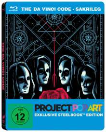 The Da Vinci Code - Sakrileg (Blu-ray im Steelbook)