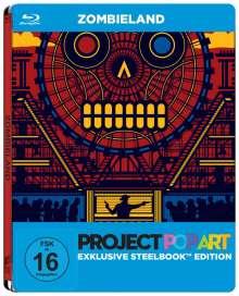 Zombieland (Blu-ray im Steelbook), Blu-ray Disc