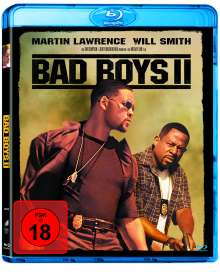Bad Boys 2 (Blu-ray), Blu-ray Disc