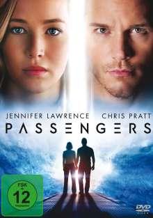 Passengers (2016), DVD