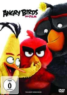 Angry Birds - Der Film, DVD