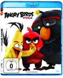 Angry Birds - Der Film (Blu-ray), Blu-ray Disc