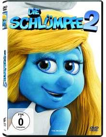 Die Schlümpfe 2, DVD