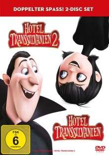 Hotel Transsilvanien 1 & 2, 2 DVDs