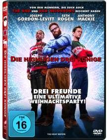 Die Highligen drei Könige, DVD