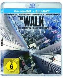 The Walk (3D & 2D Blu-ray), 2 Blu-ray Discs