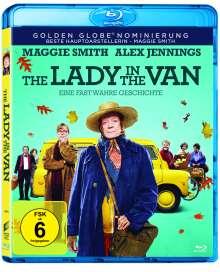 The Lady In The Van (Blu-ray), Blu-ray Disc