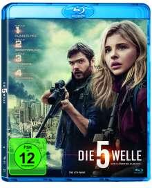 Die 5. Welle (Blu-ray), Blu-ray Disc