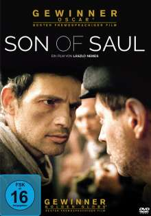 Son Of Saul (OmU), DVD