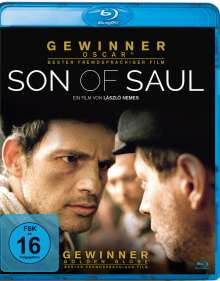 Son Of Saul (OmU) (Blu-ray), Blu-ray Disc