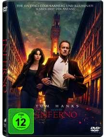 Inferno, DVD