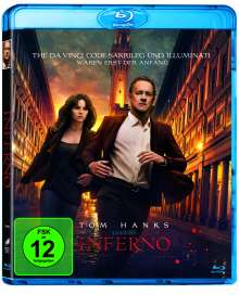 Inferno (Blu-ray), Blu-ray Disc