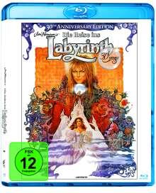 Die Reise ins Labyrinth (30th Anniversary Edition) (Blu-ray), Blu-ray Disc