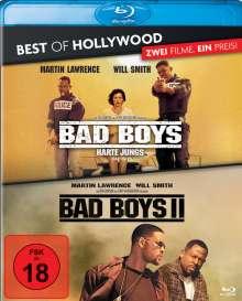 Bad Boys - Harte Jungs / Bad Boys 2 (Blu-ray), 2 Blu-ray Discs