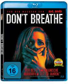 Don't Breathe (Blu-ray), Blu-ray Disc