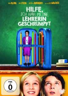 Hilfe, ich hab meine Lehrerin geschrumpft, DVD
