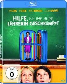Hilfe, ich hab meine Lehrerin geschrumpft (Blu-ray), Blu-ray Disc