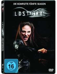 Lost Girl Season 5 (finale Staffel), 4 DVDs