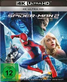 The Amazing Spider-Man 2 - Rise of Electro (Ultra HD Blu-ray), Ultra HD Blu-ray