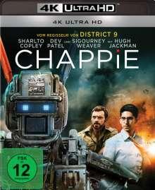 Chappie (Ultra HD Blu-ray), Ultra HD Blu-ray