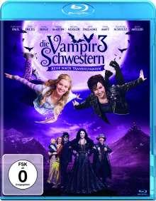 Die Vampirschwestern 3 (Blu-ray), Blu-ray Disc