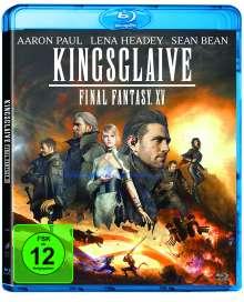 Kingsglaive: Final Fantasy XV (Blu-ray), Blu-ray Disc