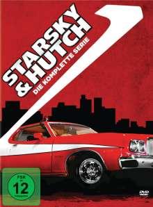 Starsky & Hutch (Komplette Serie), 20 DVDs