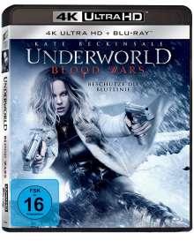 Underworld: Blood Wars (Ultra HD Blu-ray & Blu-ray), 1 Ultra HD Blu-ray und 1 Blu-ray Disc