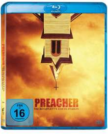 Preacher Season 1 (Blu-ray), 3 Blu-ray Discs
