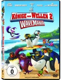Könige der Wellen 2 - Wave Mania, DVD