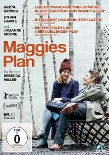 Maggies Plan, DVD