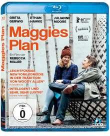 Maggies Plan (Blu-ray), Blu-ray Disc