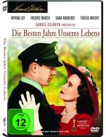 Die besten Jahre unseres Lebens (1946), DVD