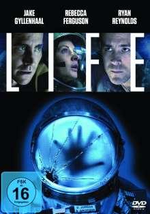 Life (2017), DVD
