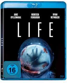 Life (2017) (Blu-ray), Blu-ray Disc