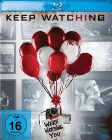 Keep Watching (Blu-ray), Blu-ray Disc