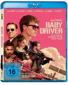 Baby Driver (Blu-ray), Blu-ray Disc