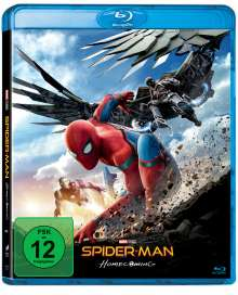 Spider-Man: Homecoming (Blu-ray), Blu-ray Disc