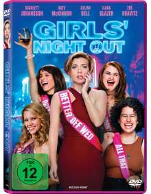 Girls' Night Out, DVD