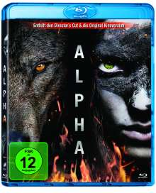 Alpha (Blu-ray), Blu-ray Disc