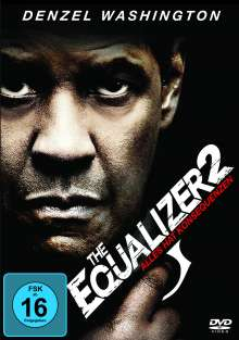 The Equalizer 2, DVD