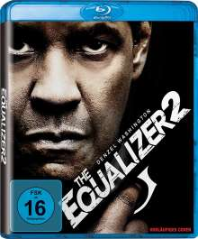The Equalizer 2 (Blu-ray), Blu-ray Disc