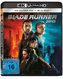 Blade Runner 2049 (Ultra HD Blu-ray & Blu-ray), Ultra HD Blu-ray