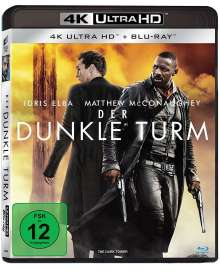Der dunkle Turm (Ultra HD Blu-ray & Blu-ray), Ultra HD Blu-ray