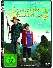 Wo die wilden Menschen jagen, DVD