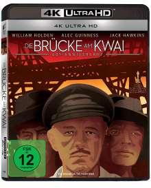 Die Brücke am Kwai (Ultra HD Blu-ray)