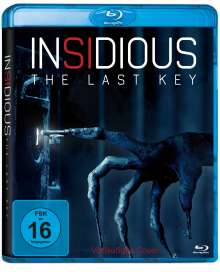 Insidious: The Last Key (Blu-ray), Blu-ray Disc