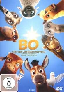 Bo und der Weihnachtsstern, DVD
